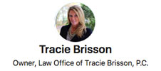 Tracie Brisson Sponsor