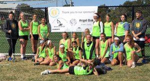 Coastal Rays Lacrosse team Photo